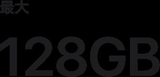 最大128GB