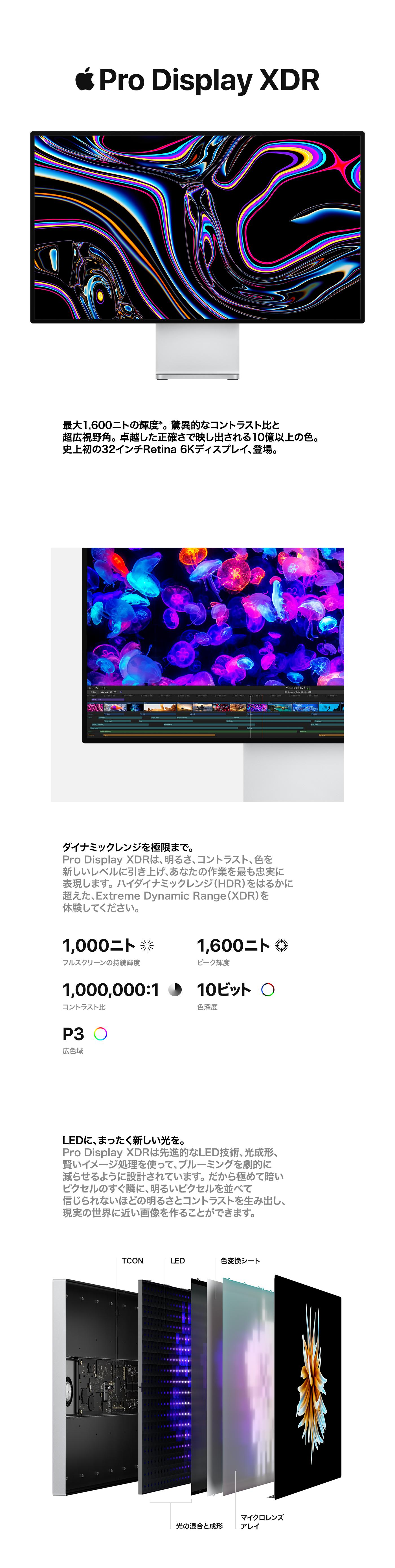pro display XDR