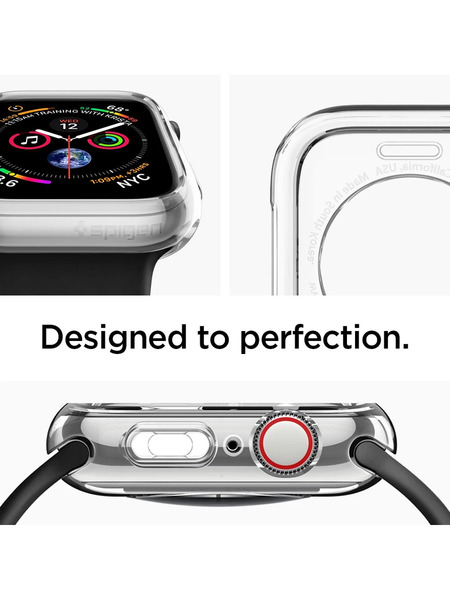 Apple Watch Series 4 (44mm) ケース 詳細画像 クリア 3