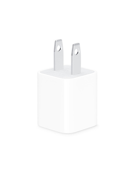 Apple 5W USB Power Adapter 詳細画像 ホワイト 1
