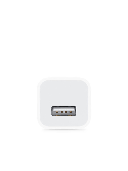 Apple 5W USB Power Adapter 詳細画像 ホワイト 3
