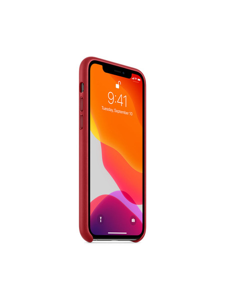 iPhone 11 Proレザーケース 詳細画像 (PRODUCT)RED 3
