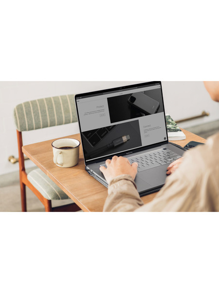 moshi iVisor AG for MacBook Pro 16 詳細画像 クリア 9