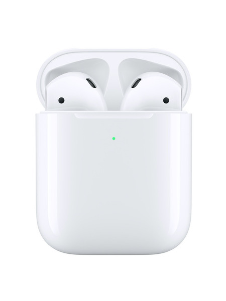 AirPods with Wireless Charging Case 詳細画像 ホワイト 1