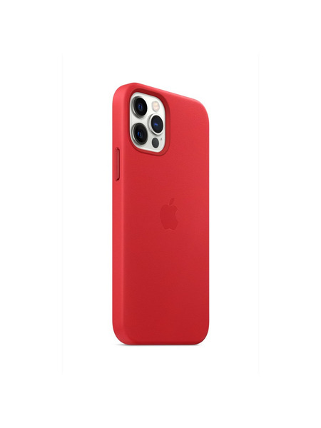 MagSafe対応iPhone 12 | 12 Proレザーケース 詳細画像 (PRODUCT)RED 2