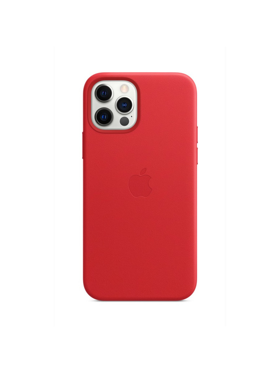 MagSafe対応iPhone 12 | 12 Proレザーケース 詳細画像 (PRODUCT)RED 1