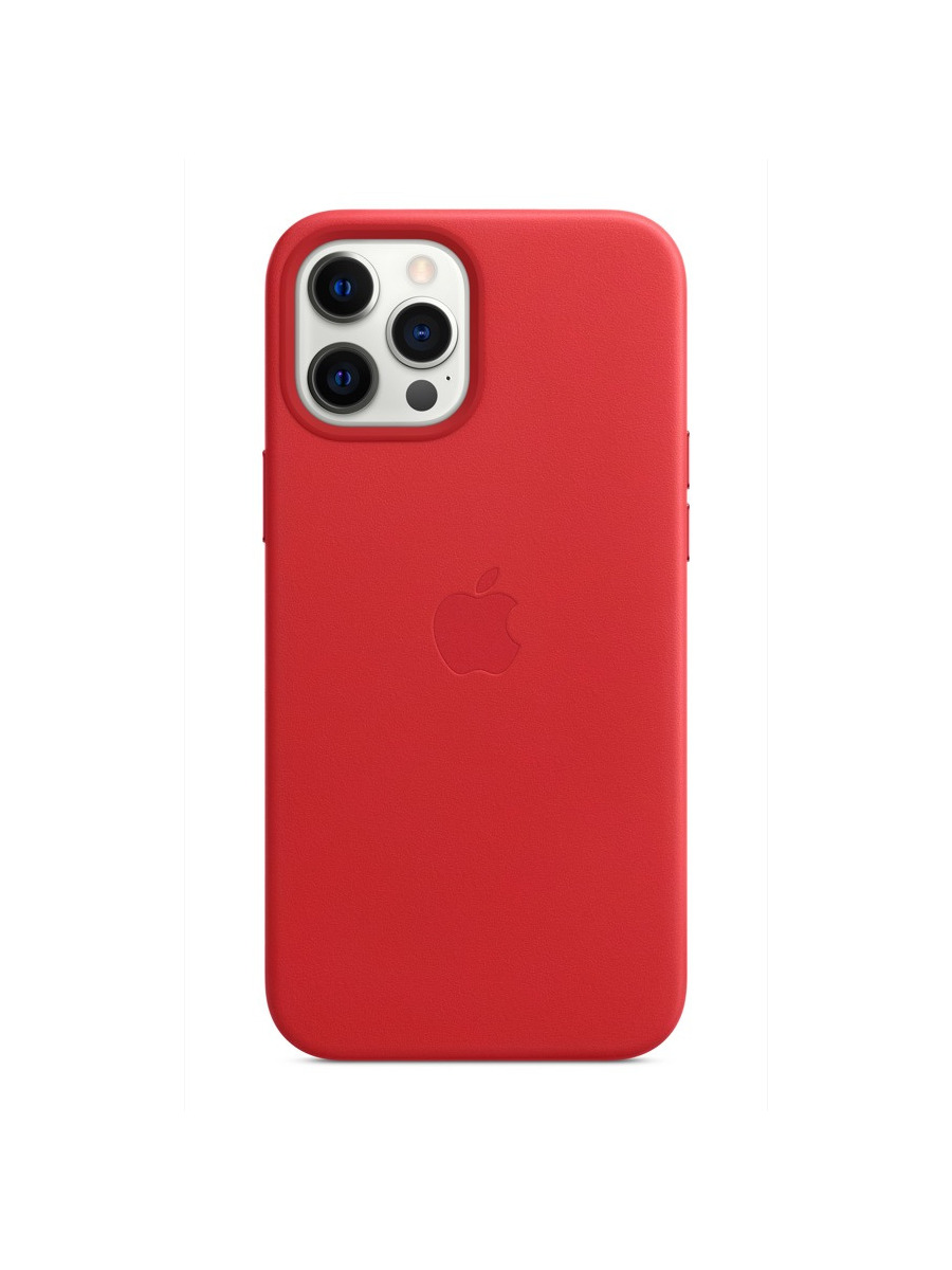 MagSafe対応iPhone 12 Pro Maxレザーケース 詳細画像 (PRODUCT)RED 1