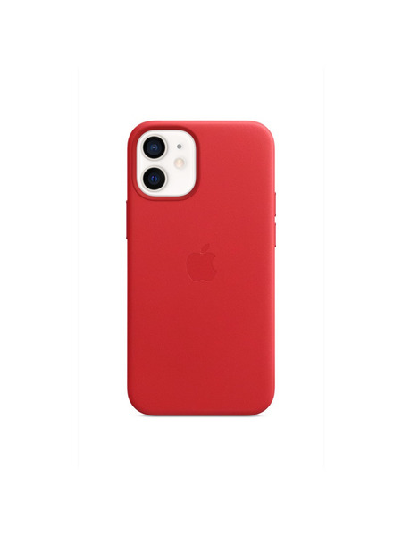 MagSafe対応iPhone 12 miniレザーケース 詳細画像 (PRODUCT)RED 1