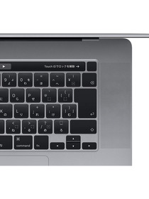16インチ MacBook Pro Touch Bar 512GB  詳細画像